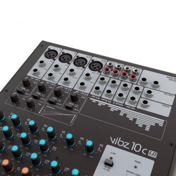 LD SYSTEMS VIBZ 10 C Mesa Directo