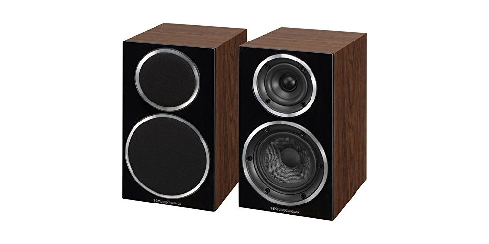 whaferdale Diamond 210 pareja altavoces walnut