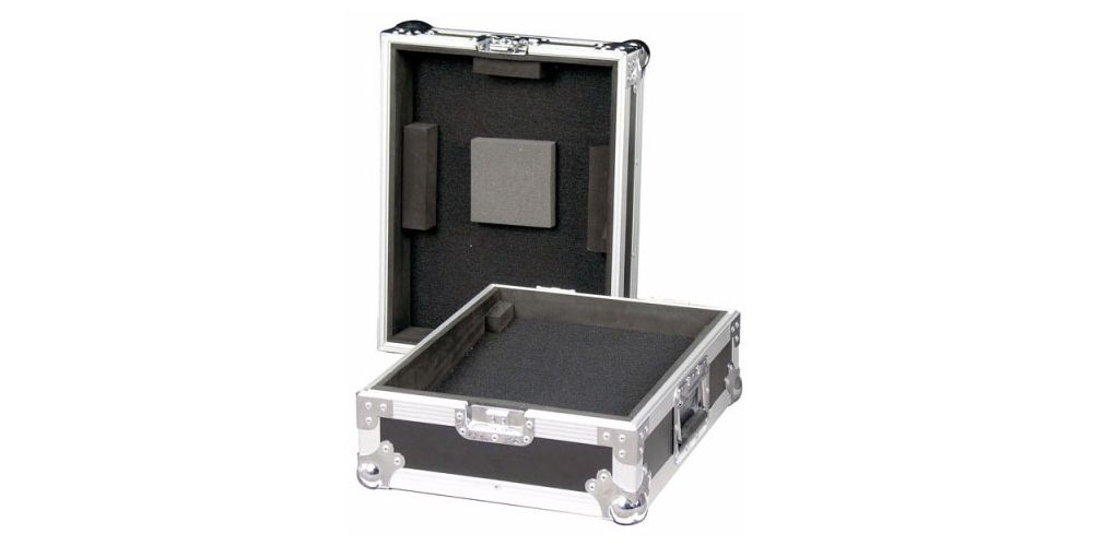 dap audio case for pioneer technics mixer d7379b open