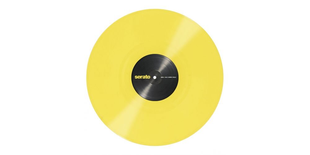SERATO YELLOW 12