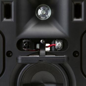 klipsch cp6 detalle conexion black