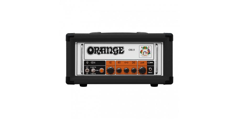 Orange OR15 Black front