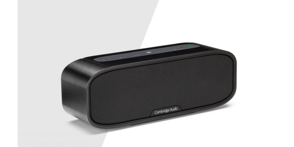 Cambridge G2 Bluetooth black altavoz