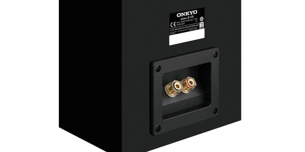 onkyo D 175 conexiones