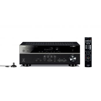 Yamaha YHT-4940A : Receptor RXV-483 + Altavoces NS-PA40