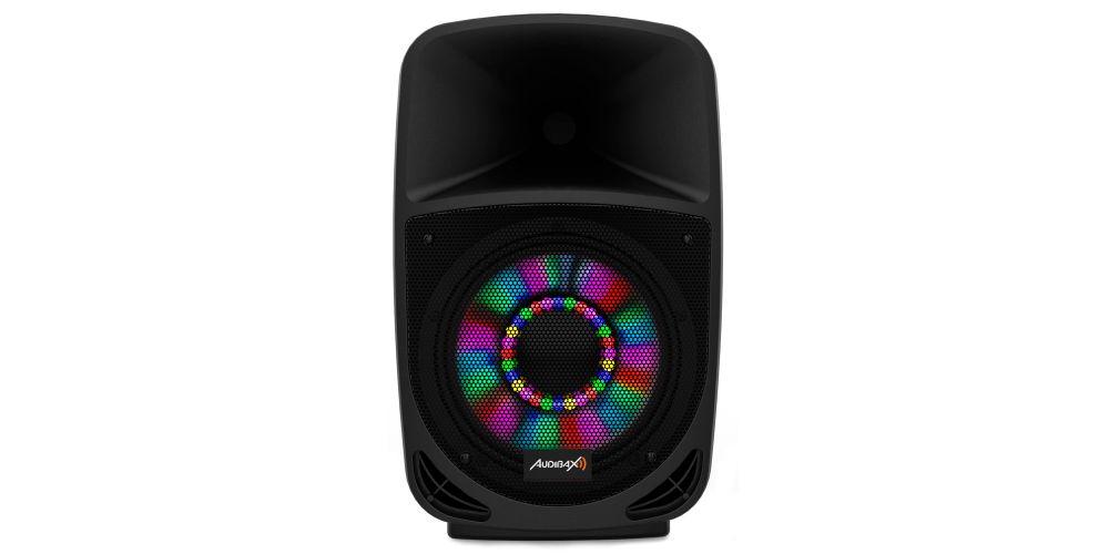 audibax vegas8 altavoz efecto luminico