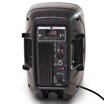 Audibax VEGAS 8 Altavoz Profesional Bluetooth  8