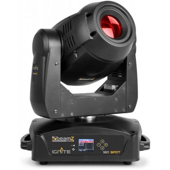 Beamz IGNITE180 Cabeza Movil Spot LED 150371