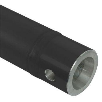 Showtec Single Tube 50mm 25 cm Tubo para Truss Negro FP50025B
