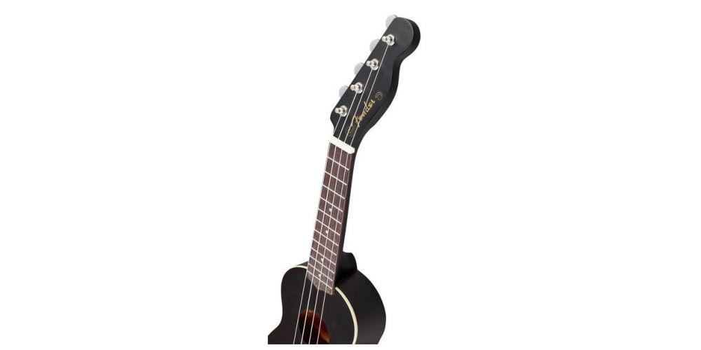 Fender Venice Soprano bk uke