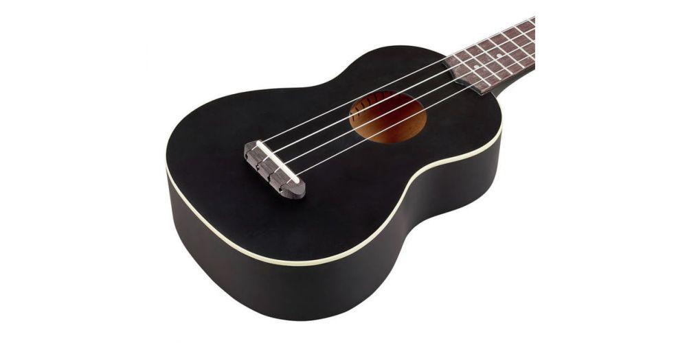 Fender Venice Soprano bk