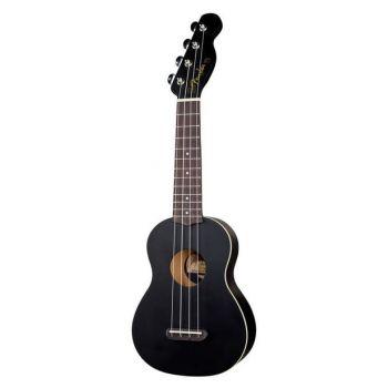 Fender Venice Soprano Ukelele Black ( DEFECTO ESTETICO )