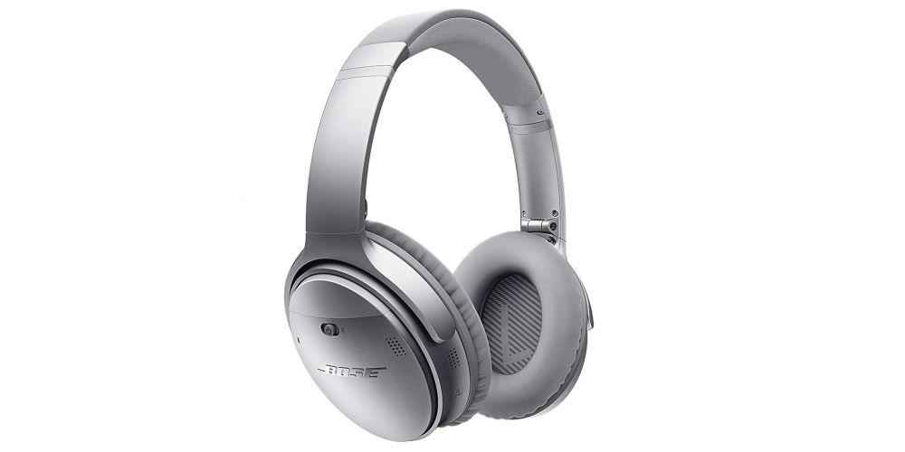 bose qc35 cancelacion ruido bluetooth silver