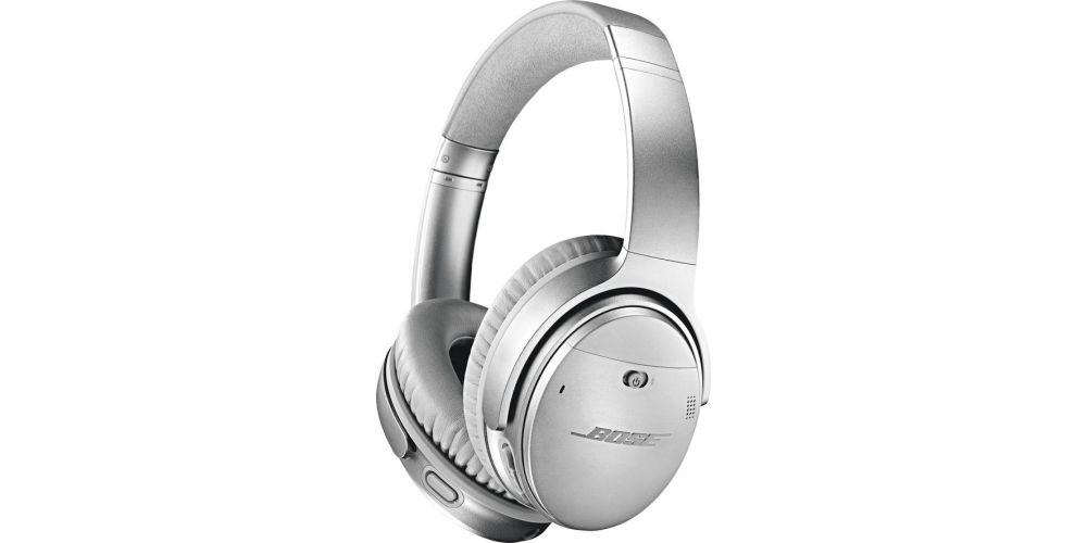 bose quiet comfort qc 35 ii silver bluetoot cancelacion ruido