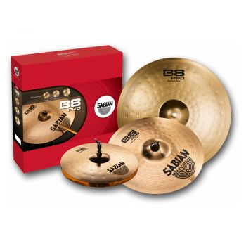 Sabian 35003B B8 Pro Performance Set