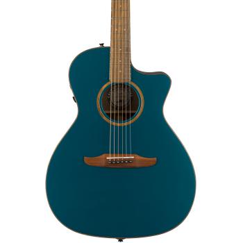 Fender Newporter Classic Cosmic Turquoise + Funda