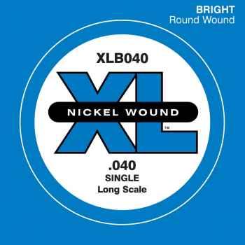 D´addario XLB040 Cuerdas sueltas de bajo