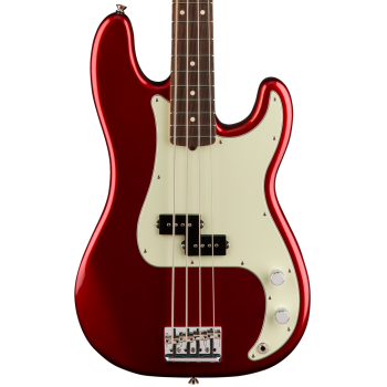Fender American Pro Precision Bass RW Candy Apple Red