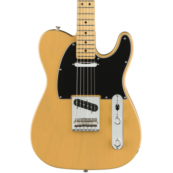 Fender Guitarra Eléctrica Player Telecaster MN Butterscoth Blonde