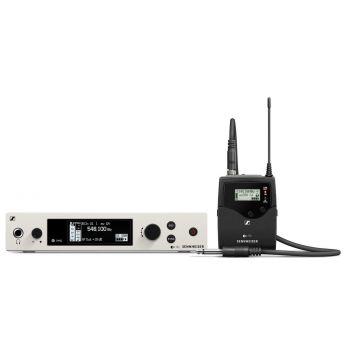 Sennheiser EW 500 G4-CI1 Banda GW Microfono Instrumentos
