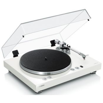 Yamaha MUSICCAST VINYL 500 White Giradiscos Wifi, Bluetooth