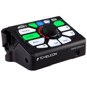 TC helicon Perform V Armonizador Vocal y Procesador de Efectos