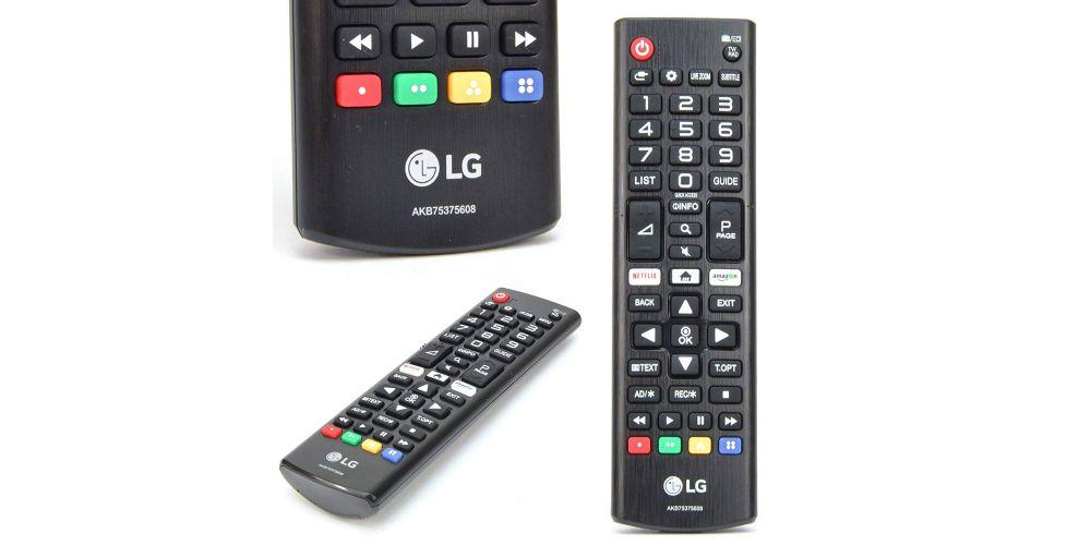 mando original para tv lg