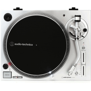 Audio Technica AT-LP120XUSB SV Giradiscos de Tracción Directa
