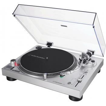Audio Technica AT-LP120XUSB SV Giradiscos de Tracción Directa