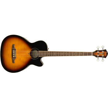 Fender FA-450CE Bass Grand Auditorium LR 3-Tone Sunburst