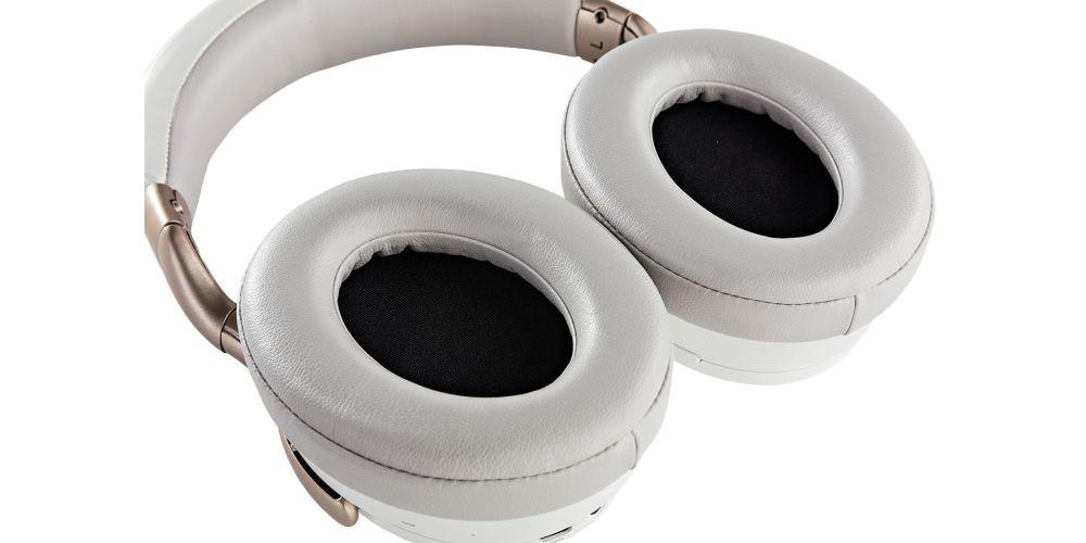 DENON AH GC30 white Auricular Bluetooth Reduccion Ruido blanco teclado plegable