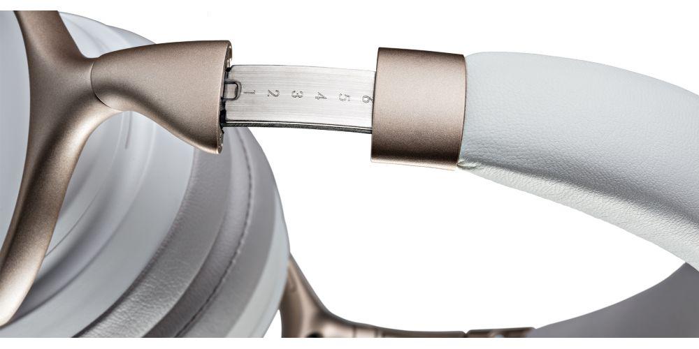 DENON AH GC30 white Auricular Bluetooth Reduccion Ruido blanco