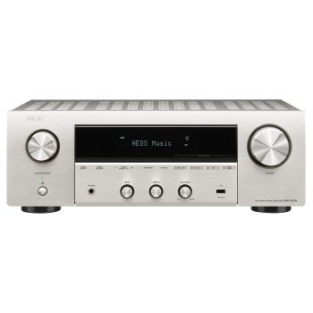 DENON DRA-800H Silver Receptor Audio Red Plateado