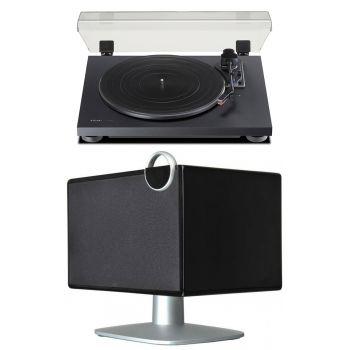 Jamo DS6 BK+Teac TN 180BT conjunto Audio