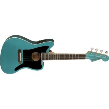 Fender Fullerton Jazzmaster Ukelele Tidepool