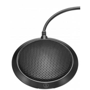 AUDIO TECHNICA ATR4697 USB Micrófono De Superfice De Condensador Omnidireccional