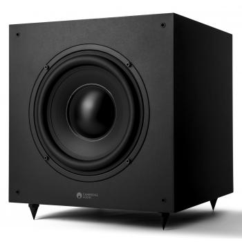 Cambridge Audio SX-120 MATT Black Serie V2 Subwoofer HiFi AV