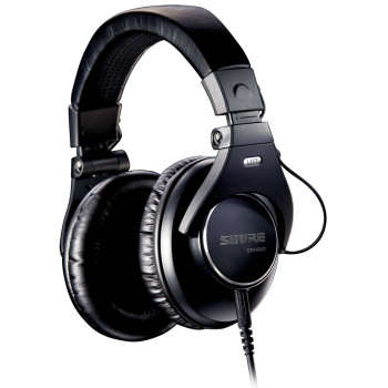 SHURE SRH840-BK-EFS Auriculares Profesionales Cerrados
