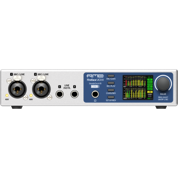 RME FIREFACE UCX-ll Interfaz de Audio USB de 40 canales