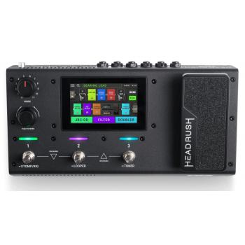 HeadRush MX5 Pedal Multiefectos para Guitarra Eléctrica