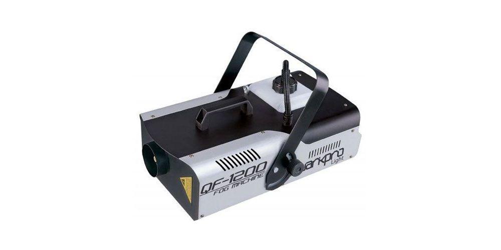 QUARKPRO QF-1200 Maquina de Humo Profesional DMX 2 Canales 1200W