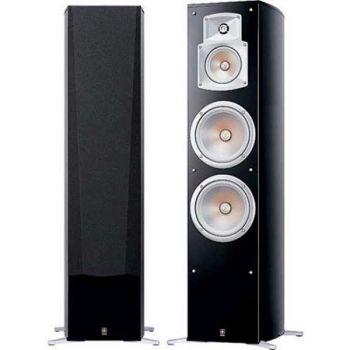 YAMAHA NS-555  Negro Cajas acusticas Pareja