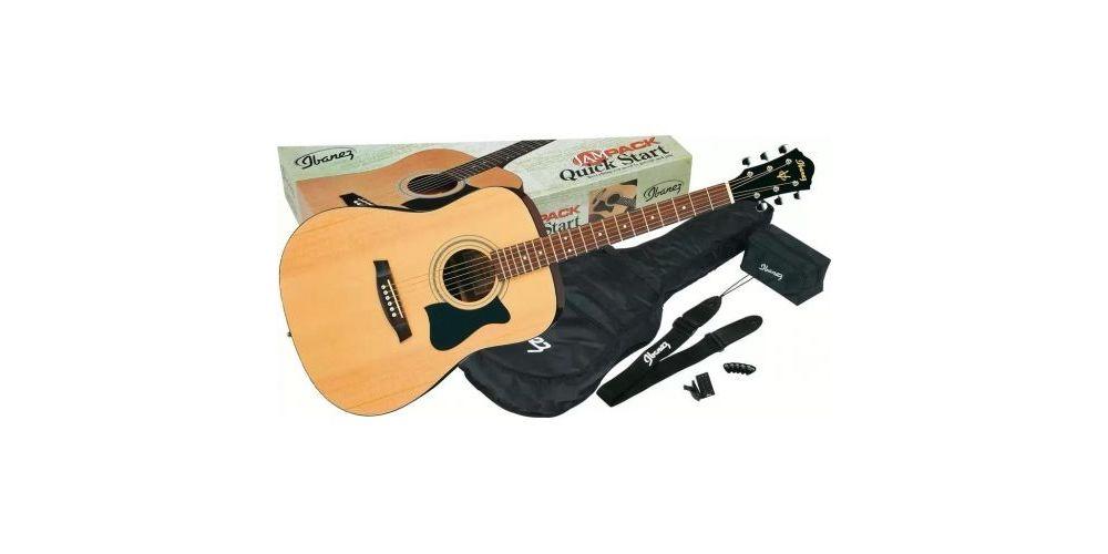 Ibanez V50NJP NT Kit Guitarra Acústica