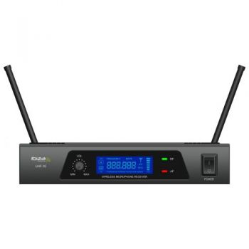 IBIZA SOUND UHF10A, Microfono Inalambrico UHF Frec. A