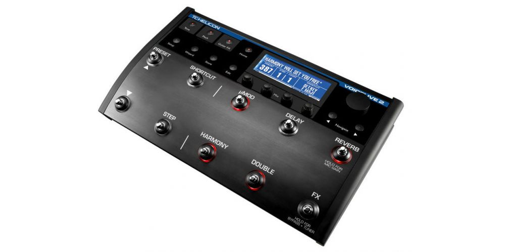 Comprar TC Helicon VoiceLive 2