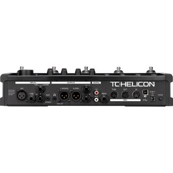 TC Helicon VoiceLive 2, Pedal Multiefectos para Voz y Guitarra