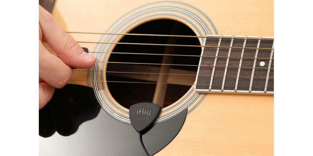 ik multimedia irig acoustic cuerdas
