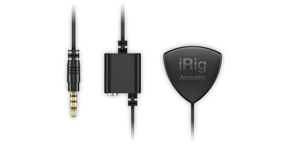 ik multimedia irig acoustic detalle