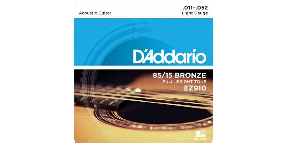 D Addario EZ910 85*15 Great American Light [11-52]
