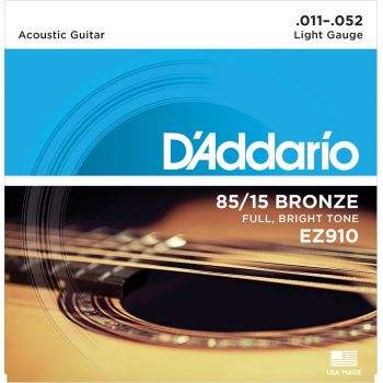 D Addario EZ910 85*15 Great American Light [11-52]